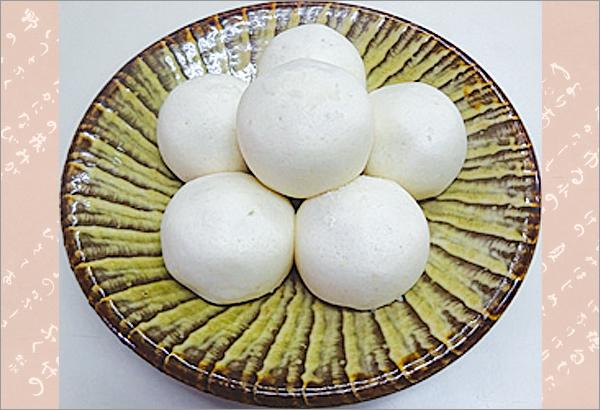 千徳酒饅頭