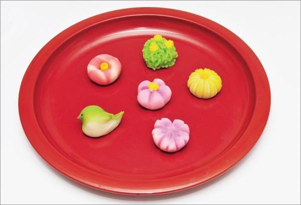 和菓子の日(6月16日)