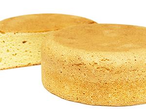 低糖質スポンジケーキ