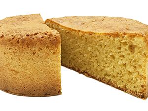 低糖質ココナッツケーキ