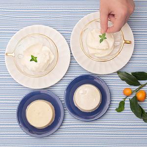 みやざき県産 柑橘4種の レアチーズ恵季